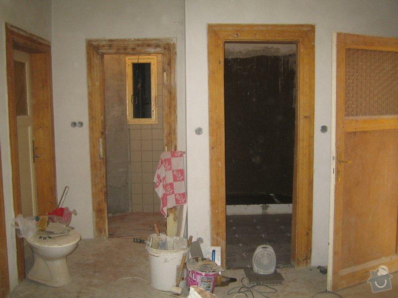 Generální rekonstrukce bytu v činžovním domě: IMG_6353