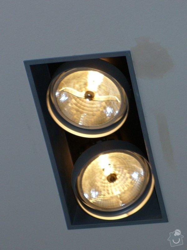 Kompletni interierove osvetleni do rodinneho domu: P1050877