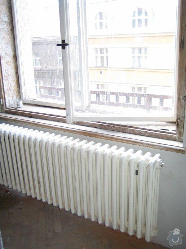 Generální rekonstrukce bytu v činžovním domě: IMG_6430