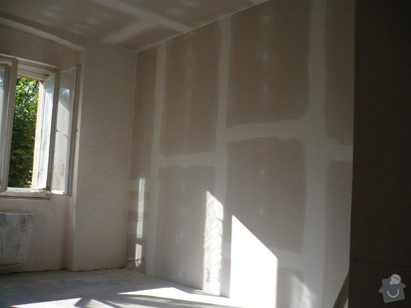 Zhotovení SDK a keramické dlažby.: P1030646