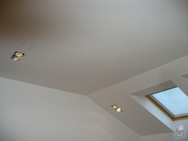 Kompletni interierove osvetleni do rodinneho domu: P1050879