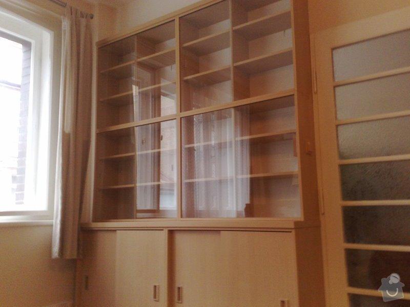 Nábytek / Knihovna: Knihovna_005