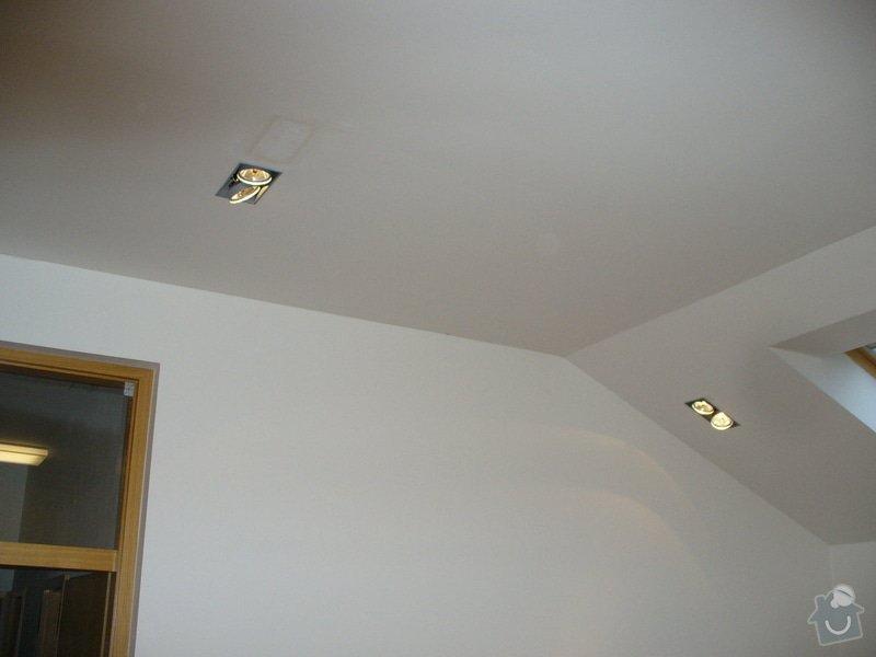 Kompletni interierove osvetleni do rodinneho domu: P1050880