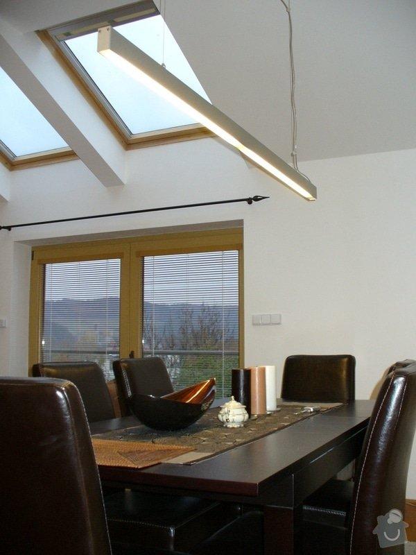 Kompletni interierove osvetleni do rodinneho domu: P1050881
