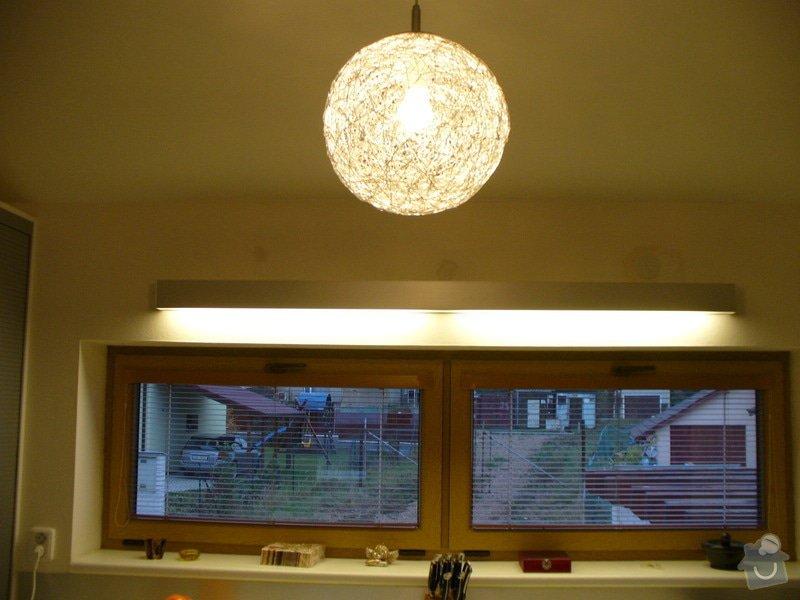 Kompletni interierove osvetleni do rodinneho domu: P1050882
