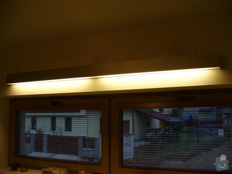 Kompletni interierove osvetleni do rodinneho domu: P1050883