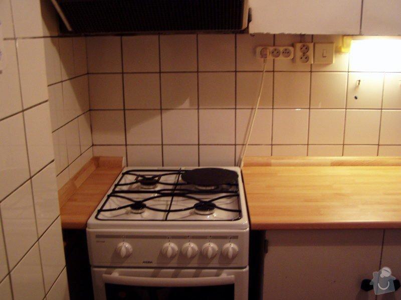 Obnova panelákové kuchyňské linky: PB201039