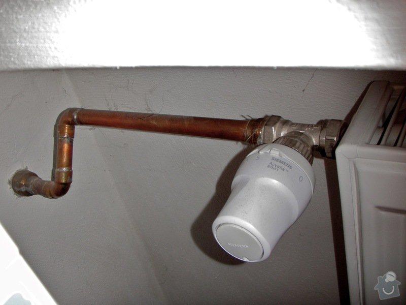Výměna radiátoru: radiator2