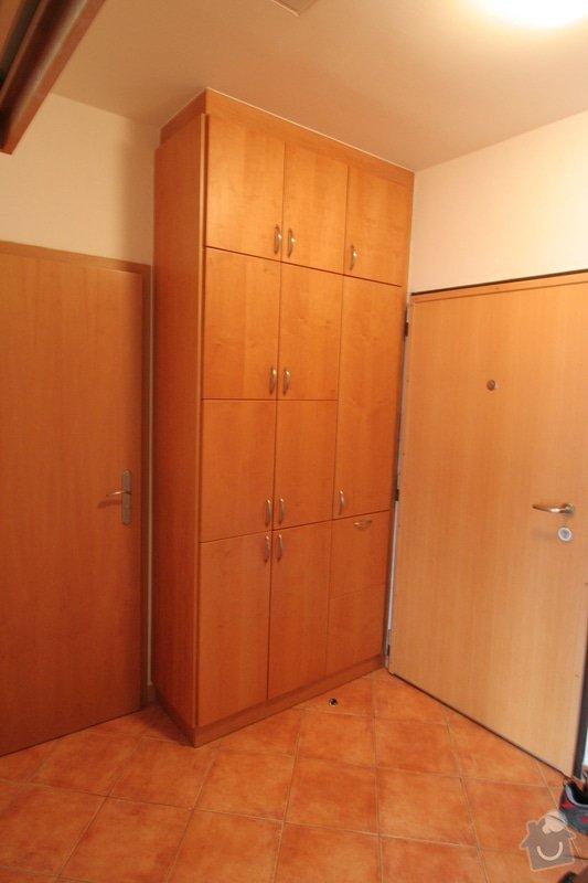 Vestavěná skříň na míru pro pračku: IMG_3867