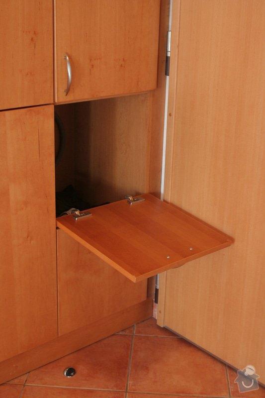 Vestavěná skříň na míru pro pračku: IMG_3876