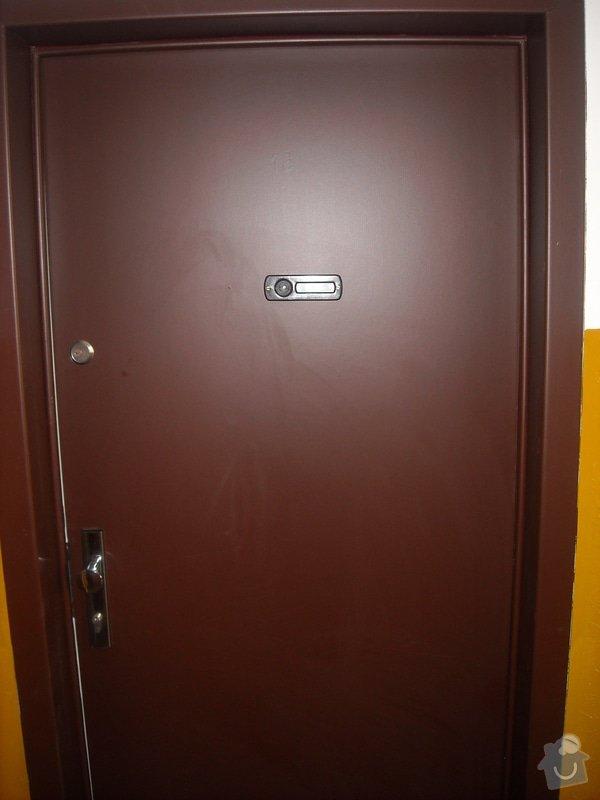 Renovace dveří: PO