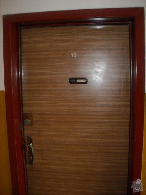 Renovace dveří: P_ED