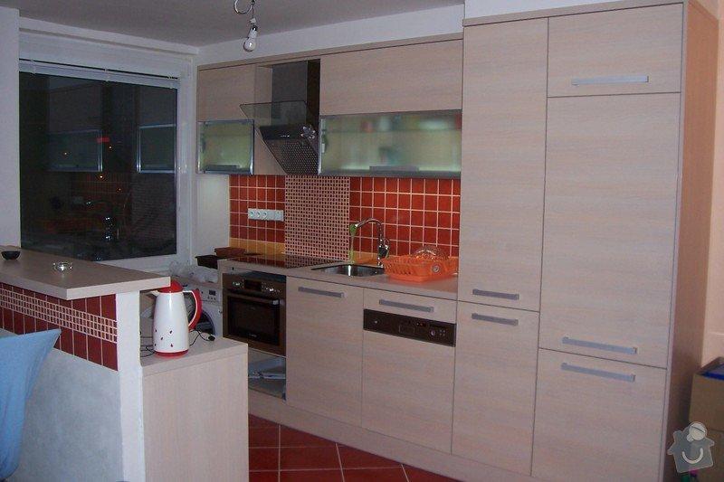 Nábytek, kuchyňská linka: 100_9819