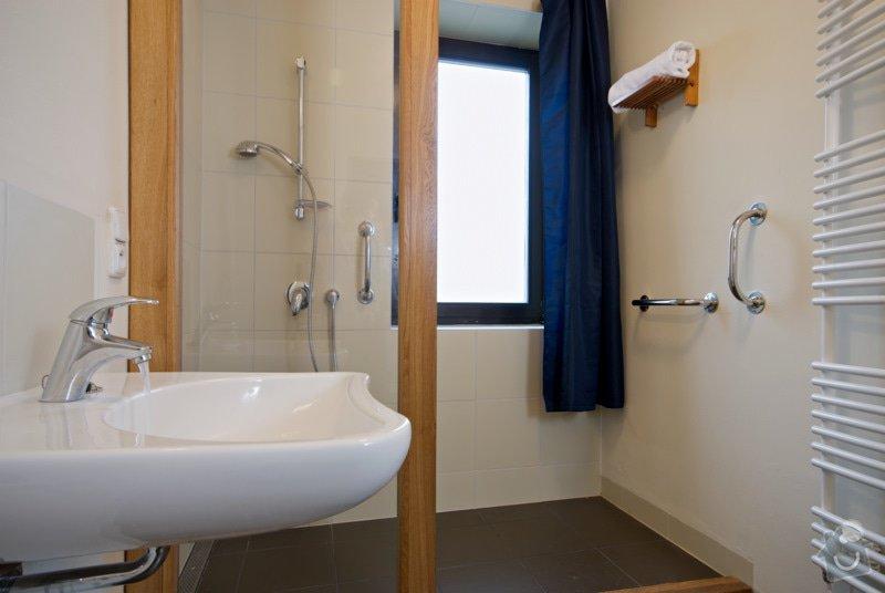 Rekonstrukce bezbariérová koupelny: _DSC4933