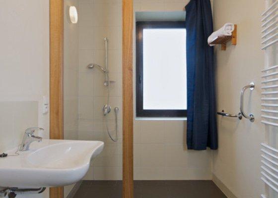 Rekonstrukce bezbariérová koupelny