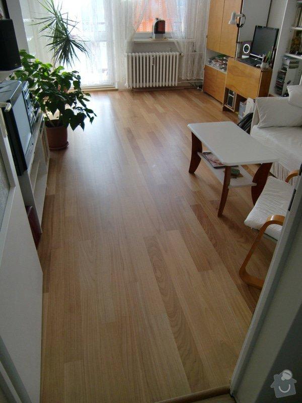 Dřevěná podlaha: CIMG0021