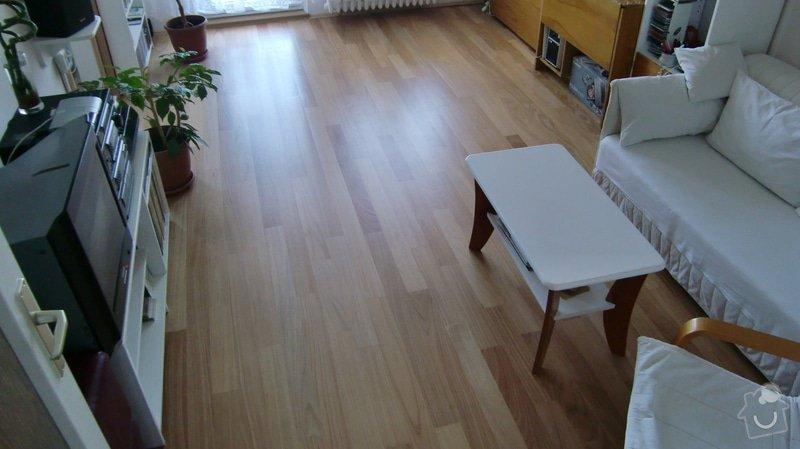 Dřevěná podlaha: CIMG0190