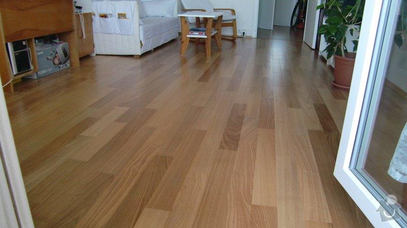 Dřevěná podlaha: CIMG0191