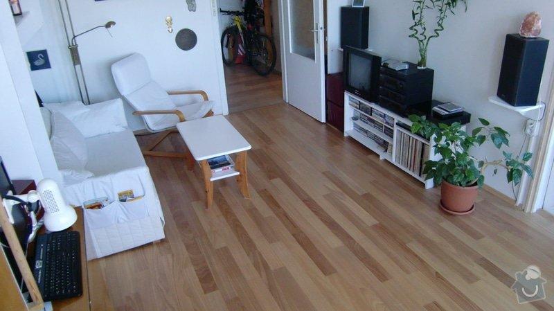 Dřevěná podlaha: CIMG0193