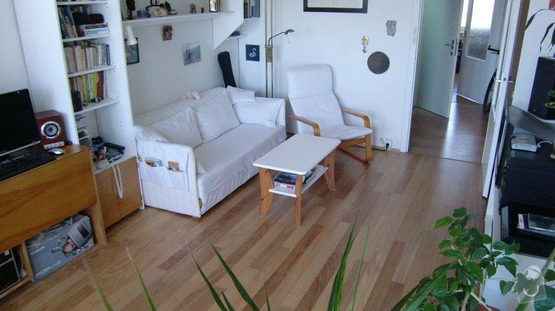 Dřevěná podlaha: CIMG0194