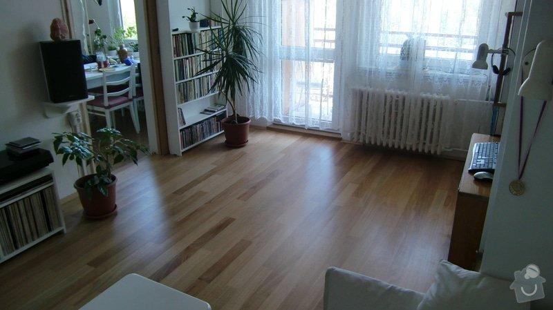 Dřevěná podlaha: CIMG0195