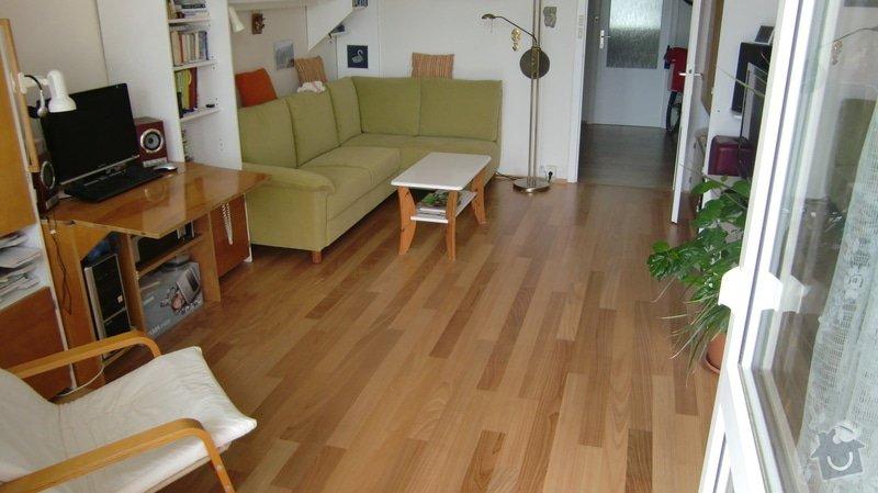 Dřevěná podlaha: CIMG0546