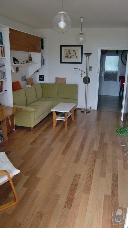 Dřevěná podlaha: CIMG0547