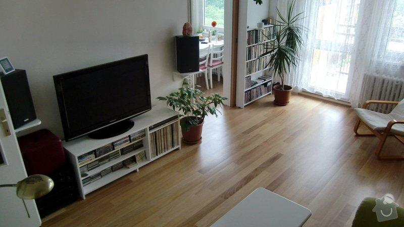 Dřevěná podlaha: CIMG0552