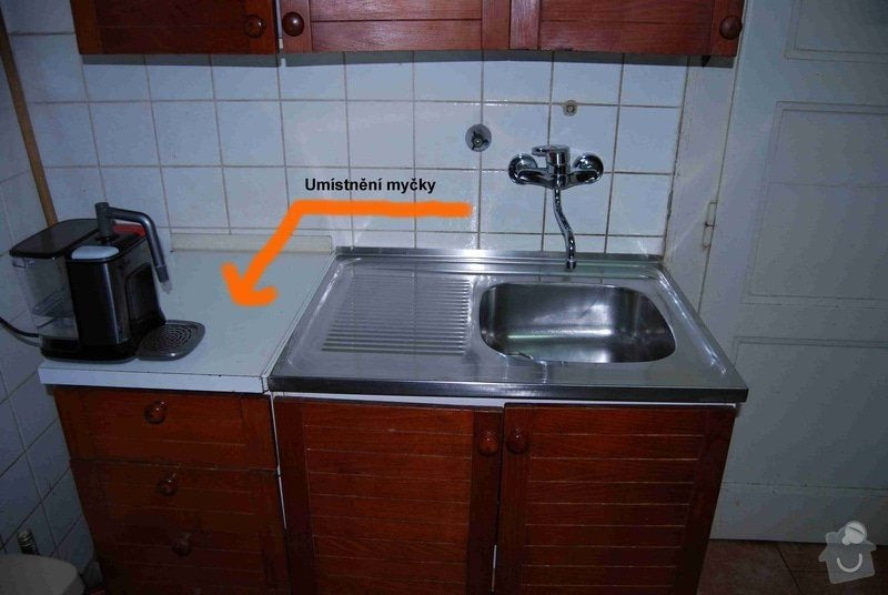 Instalace myčky nádobí v Brně: 01.