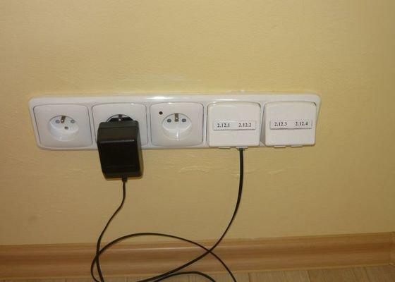 Rekonstrukce elektroinstalace a PC sítě