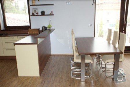 Kuchyňská linka a jídelní sestava: J_deln_sestava_2