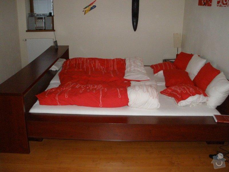Nábytek na míru – ložnice: PC140051