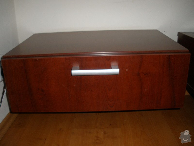 Nábytek na míru – ložnice: PC190092