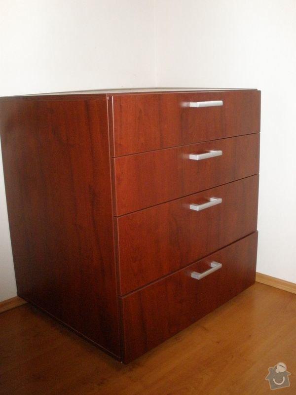 Nábytek na míru – ložnice: PC190091