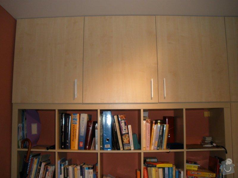 Nábytek na míru - pracovna: PC190112