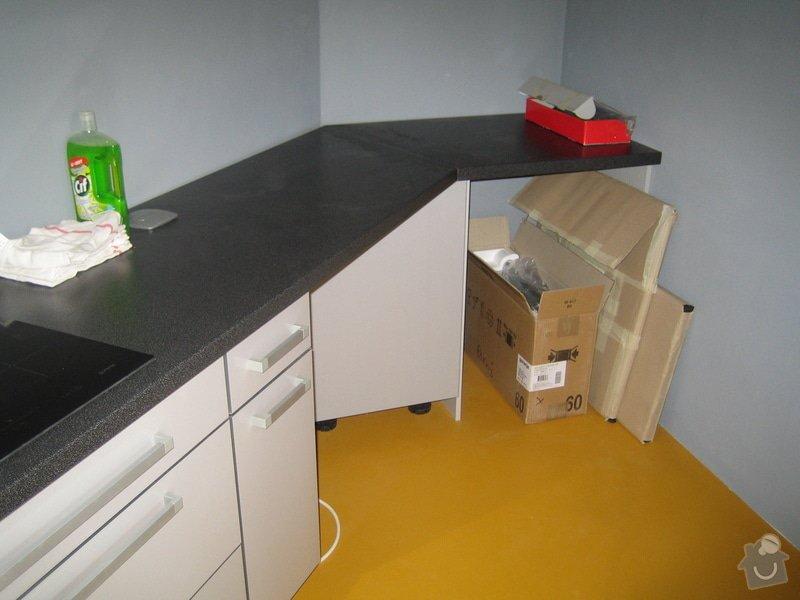 Kuchyně Gorenje - Gorenje Real: roh
