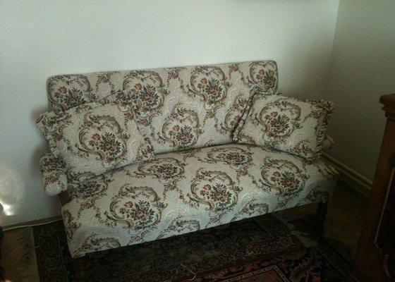 Nové čalounění pro  křesla, chez-long a židle