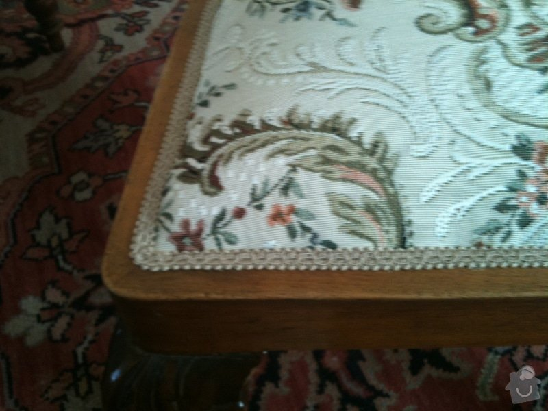 Nové čalounění pro  křesla, chez-long a židle: zidle-lem-calouneni