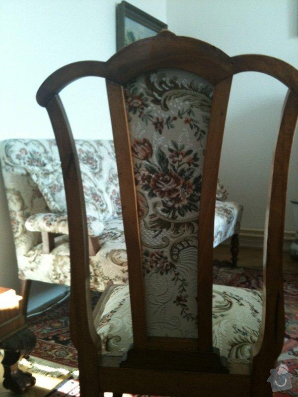 Nové čalounění pro  křesla, chez-long a židle: zada-zidle-2