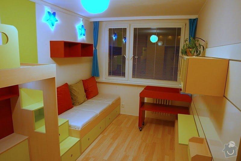 Realizace dětského pokoje: IMG_4747