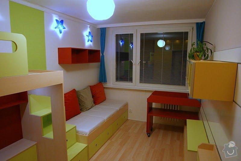 Realizace dětského pokoje: IMG_4749