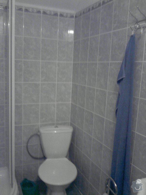Dokončení přístavby RD Křivoklát: sprch._WC_1_pat_e
