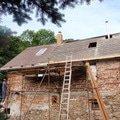 Rekontrukce strechy dvouplast udolicko simera 10