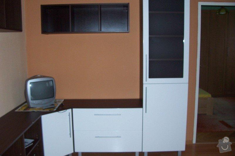 Výroba obývací stěny: 100_3836