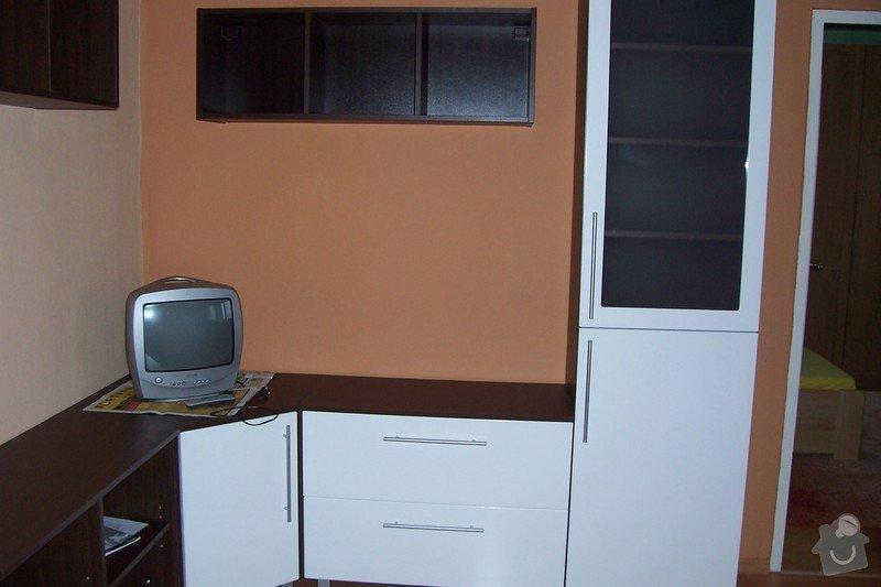 Výroba obývací stěny: 100_3837
