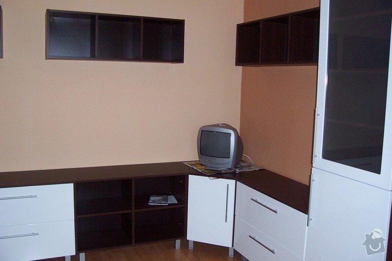 Výroba obývací stěny: 100_3839