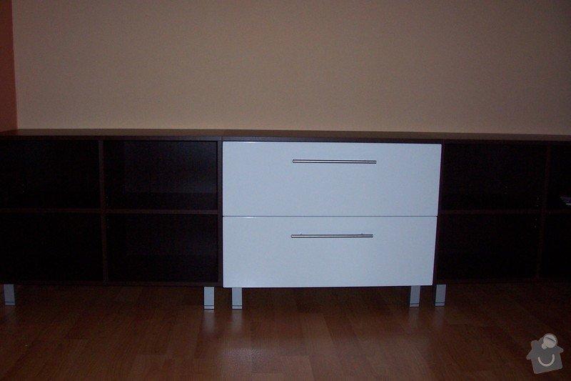 Výroba obývací stěny: 100_3840
