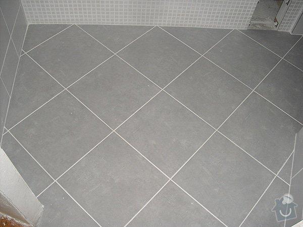 Rekonstrukce koupelny: adrasion20