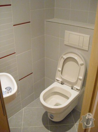 Rekonstrukce koupelny: adrasion27