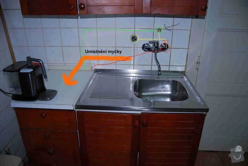 Instalace myčky nádobí v Brně: zapojeni-mycky-varianty